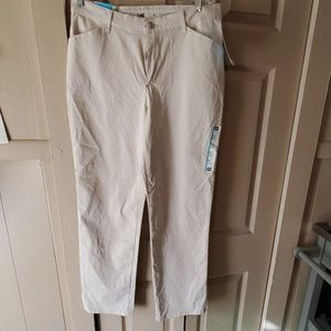 Nwt Lee all day khaki pants